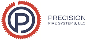 Precision Fire Systems Retina Logo